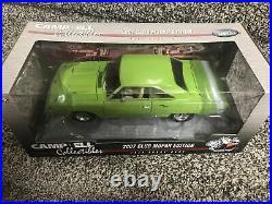 1/18 Campbell Collectibles 1970 DODGE DART HIGHWAY 61 2007 MOPAR NATIONALS