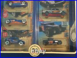 2018 Hot Wheels RLC 50th Master Factory Set Race Team Mini Collection VHTF