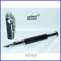 2ND Montblanc Great Characters Miles Davis Special Edition Fountain Pen M 114344
