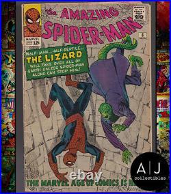 Amazing Spider-Man #6 GD/VG 3.0 (Marvel)