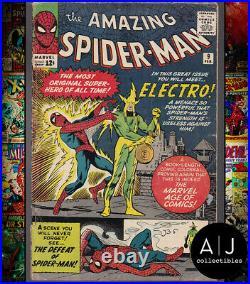 Amazing Spider-Man #9 GD/VG 3.0 (Marvel)