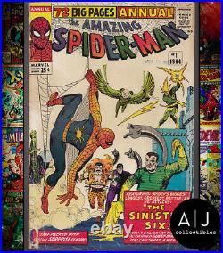 Amazing Spider-Man Annual #1 GD/VG 3.0 (Marvel)