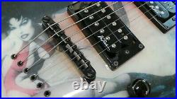 BC Rich Mockingbird Body Art Collection Vampirella Electric Guitar