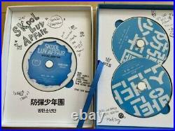 BTS Special Edition Bangtan Boys Skool Luv Affair 2nd Album collectible Official