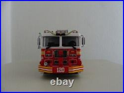 CODE 3 Collectibles FDNY Seagrave Aerialscope Ladder 120 1/64 Scale Die Cast