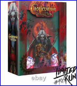 Castlevania Anniversary Collection Ultimate Edition PS4 Playstation Limited Run