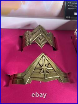 DC Wonder Woman 1984 Limited Edition Replica Set Limited Edition IN HAND #1736