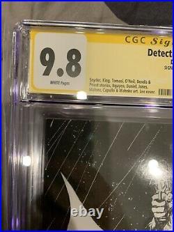 DETECTIVE COMICS #1000 DC Universe Special Edition SDCC Jim Lee Signed CGC 9.8