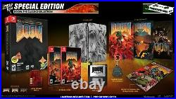 DOOM The Classics Collection Special Edition Switch LRG #102 PRE-SALE