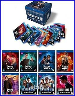 DR WHO 2005-2013 Series 1-7 Doctor Who TV Series Season Collection NEW BLU-RAY