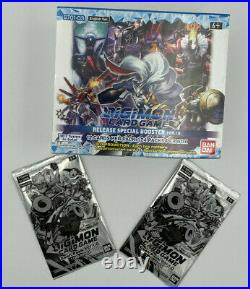 Digimon Card Game / Release Special Booster Display Version 1.0 BT01-03/Englisch
