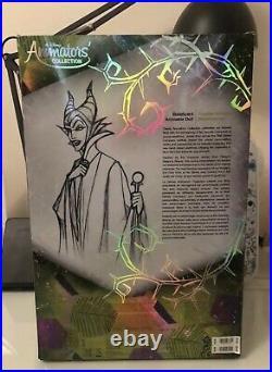 Disney Animators Maleficent Special Edition Doll