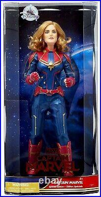 Disney Captain Marvel Exclusive Doll Special Edition