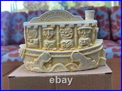 Disney Disneyland Trader Sam's Jungle Cruise Boat Tiki Mug SPECIAL EDITION New
