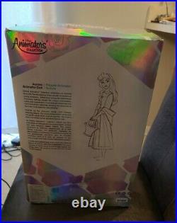 Disney NIB Animators' Animator Collection Aurora Special Edition Doll New