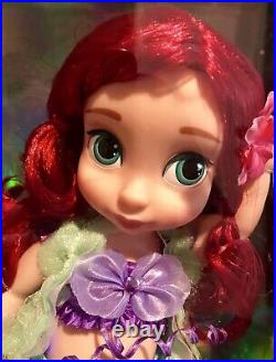 Disney Store Animators' Collection SPECIAL EDITION ARIEL DOLL Little Mermaid 15