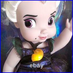 Disney Store Animators Collection Special Edition Ursula Doll