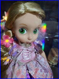 Disney Store Rapunzel Light Up Animator Doll Special Edition New in Box