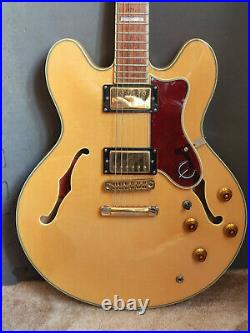 Epiphone Sheraton 2008 MK2 NA Electric guitar. Collection only and no trades