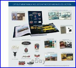 Ford Archives Official Collection Box Set 400 Page Special Limited Edition