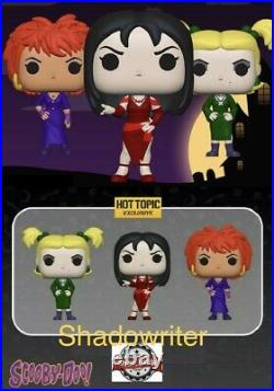 Funko Pop Scooby Doo Hex Girls 3 Pack Hot Topic Excl Special Edition Preorder