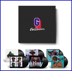 Gorillaz The G Collection 6 LP Vinyl Box Set RSD2021 New Sealed