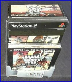 Grand Theft Auto San Andreas (SPECIAL EDITION COLLECTION) Brand New Game + MORE