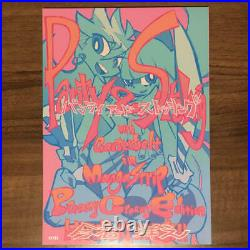 Hiroyuki Imaishi Animation Art Book Special Version Panty Stocking Comic PROMARE