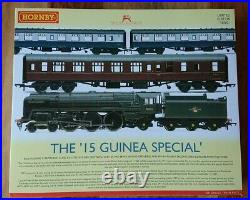 Hornby R3607 The 15 Guinea Special Train Pack Ltd Edition of 1000 DCC Ready NEW