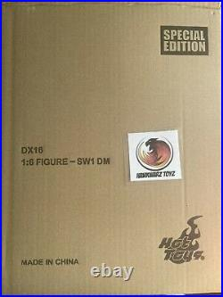 Hot Toys Star Wars Phantom Menace Darth Maul DX16 Special Edition 1/6 Sideshow