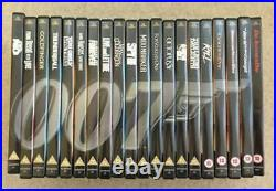 James Bond Special Edition 20 DVD Collection Free UK P&P (see listing)