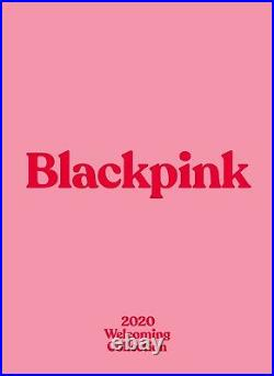 K-POP BLACKPINKs 2020 WELCOMING COLLECTION PHOTOBOOK, DIARY, CALENDAR, DVD