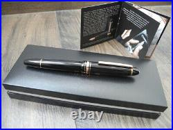 MONTBLANC 90th Anniversary ROSE GOLD SPECIAL EDITION 146 LeGrand FOUNTAN PEN NEW