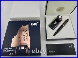 MONTBLANC Meisterstück Special Edition 149 Elbphilarmonie (Hamburg) Fountain Pen
