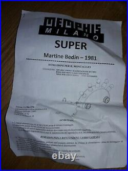 Martine Bedin Super Yellow Memphis Milano Postmodern Lamp Special Edition 2019