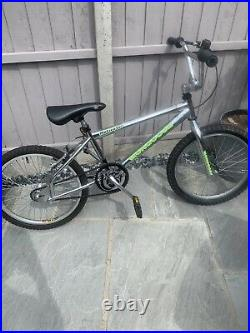 Mongoose Motivator Old Mid School Bmx 1999 25 Year Anniversary Special Edition