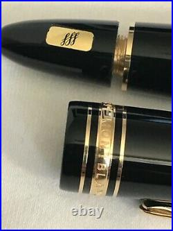Montblanc 149 x Fritz Schimpf The Expressive Special Edition-80pcs only-New