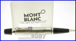 Montblanc Boheme Arabesque Azur 925er Sterling Silber Special Edition KULI OVP