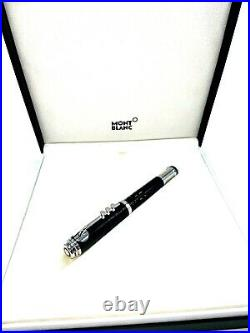 Montblanc Great Characters Miles Davis Special Edition Fountain Pen, M Nib