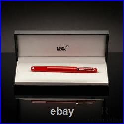 Montblanc M RED Line Mark Newson Roller Ball Special Edition ID 117599 mit OVP