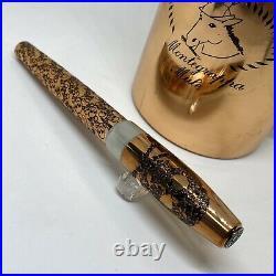 Montegrappa Merry Skull Us Special Edition Fountain Pen Medium