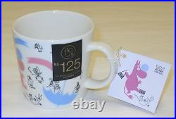 Moomin Mug Stockmann 150 Edited Collection Anniversary Special Edition NEW