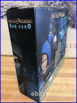 Mortal Kombat Sub-Zero Special Edition Bloody Storm Collectibles 2017
