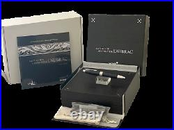 New Montblanc Special Edition L' Aubrac Fountain Pen B and Pocquet Knife