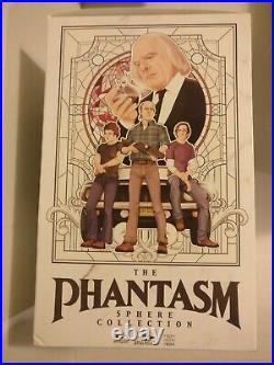 New- The Phantasm Sphere Collection (Blu-ray Region A, 1) NEW SEALED