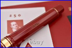 OMAS Extra 1996 Francisco Goya Limited Edition Fountain Pen #0790/1746 B Nib