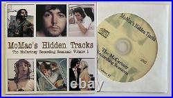 PAUL MCCARTNEY 32 Disc MoMac's Hidden Tracks Parts 1 & 2 Outtakes & Rarities