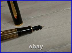PELIKAN M400 Special Edition Brown Tortoise Shell Medium 14C Nib Fountain Pen