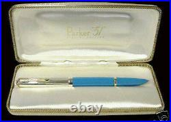 Parker 51 Fountain Pen Empire State Special Edition X Fine Pt New In Box
