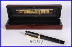 Parker Duofold Greenwich Meridian Centennial Special Edition Fountain Pen 18K